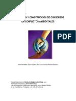 Centro De Colaboración Cívica; Negociación Y Construcción De Consensos En Conflictos Ambientales