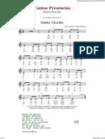 Gatito Nicolas - Cantos de Presencias de Musica