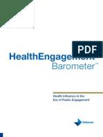 HealthEngagement Barometer
