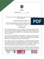 Decreto de Politica Publica Final