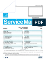 Aoc 912vwa+Service+Manual
