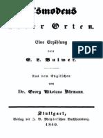 Bulwer-Lytton, Edward - Asmodeus aller Orten (1842)