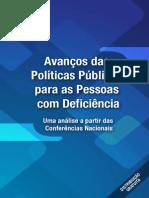 Af Livro Avancos CD
