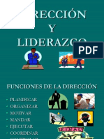 Direccion y Lider