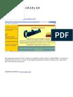 Ejemplos WEB