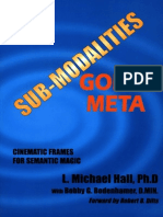 L. Michael Hall and Bob Bodenhamer - Sub-Modalities Going Meta (2005)