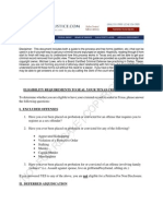 FREE GUIDE AND FORMS TO SEAL YOUR TEXAS CRIMINAL RECORD (NONDISCLOSURE)