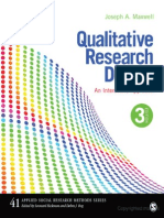 Qualitative Research Design- An Interactive Approach an Interactive Approach_1