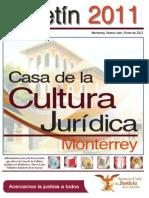 Boletín 2011 CCJ-MTY