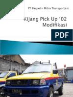Kijang Pick Up '02
