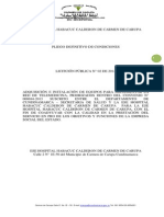 PLIEGOS DEFINITIVOS LICITACIÓN-TELEMEDICINA-2014 - copia
