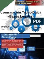 Bases Legales Contratacion Tecnológica