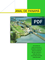 Trabajo Escrito - EL CANAL DE PANAMÁ (ACTUALIZADO)