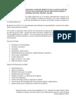 Fraude Error Incumplimiento 2014