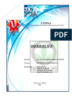 Monografia Herbalife