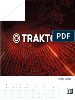 Traktor 2 Getting Started English Manual