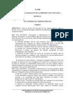 Ley 5060 General de Caminos