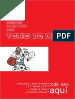 Manual Practico de Tenis de Mesa (Castellano)