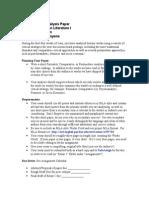 ENG 260 Essay _1 Fall 2013
