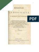Sarmiento Domingo F. - Vida de Velez Sarsfield
