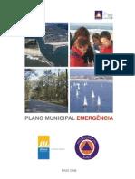 Plano Municipal de Emergência - C M Ilhavo
