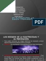 Trabajo de La Electricidad