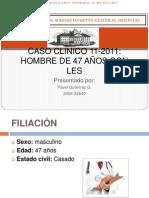 Caso clínico 11-2011