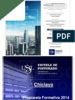 Propuesta Formativa 2014-I CHI (Act. 23 Ene. 2014)