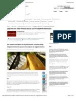 Los quesos más típicos de la gastronomía francesa - Gastronomía.com