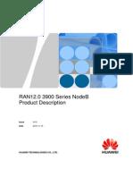 DBS3900 Wcdma Series Nodeb Product Description
