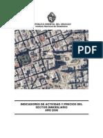 2006 Publicaci%F3n Indicadores Inmobiliarios