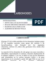 Carbonoides Por Elementos