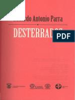Desterrados_ Eduardo Antonio Parra