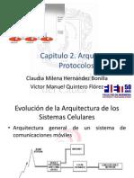 Arquitectura y Protocolos LTE