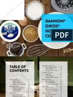 Oikos Holiday Cookbook