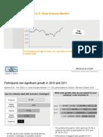 The 2009 U.S. Solar Industry Monitor