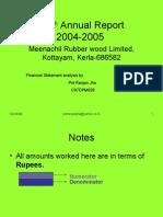 14 Th Annual Report
