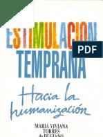 Estimulacion Temprana Hacia la humanización