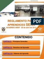 reglamentoparaaprendicessena-ppt-121115175010-phpapp02