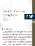Secador Spray Dryer1