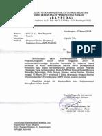 Proposal APBN 2015