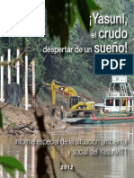 YASUNÍ - Informe Especial