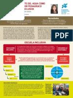 Poster Escuela Inclusiva
