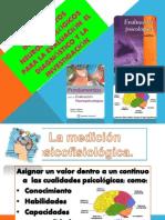 Instrumentos neuropsicológicos para la evaluación, el diagnóstico
