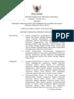 PMK No. 7 Ttg Pengangkatan Dan Penempatan Dokter Dan Bidan PTT