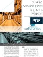 Service Logistics Market in SEA