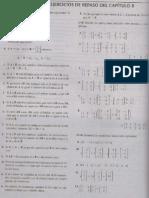Ejercicios Matrices y Determinantes 2011b