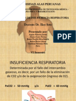 Tto, Insuficiencia Resp