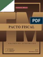 Coloquio económico Nº 27 Pacto Fiscal.pdf