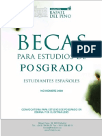 Becas Rafael Del Pino